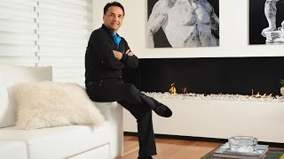 Fernando García, la casa de uno de los mejores diseñadores de interiores