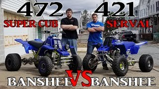 472 VS 421 Banshee Part 1 | Major Failures