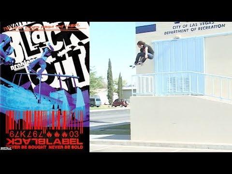 "preview image for Black Label ""Blackout"" (2003)"