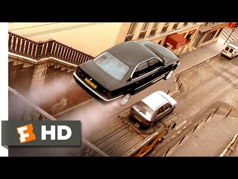 Download The Transporter (1/5) Movie CLIP - A Sick Car Chase (2002) HD HD Mp4 3GP Video and MP3