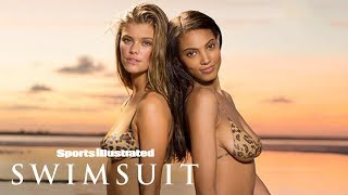 Kate Upton, Chrissy Teigen & More Recreate Iconic Covers In Bodypaint | Sports Illustrated Swimsuit