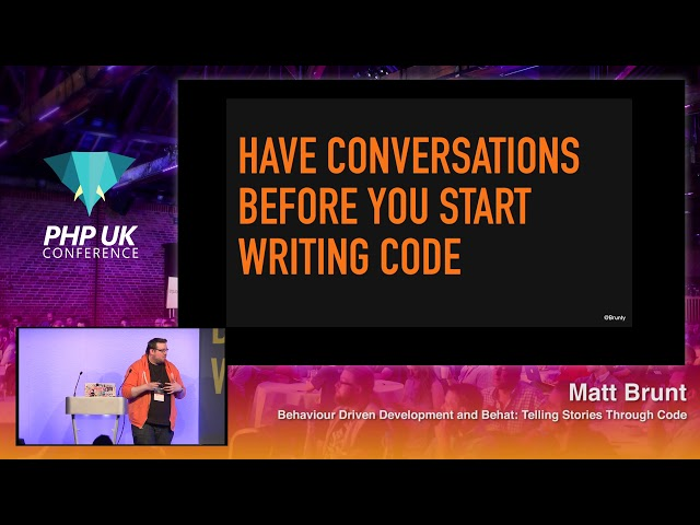 Behaviour Driven Development and Behat: Telling Stories Through Code