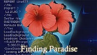 ПОДОЗРИТЕЛЬНАЯ ДЕВЧОНКА ► Finding Paradise #4