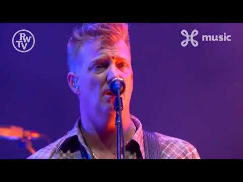 Queens of the Stone Age - In The Fade (Live Rock Werchter 2018)