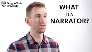 """""""What is a Narrator?"""": A Literary Guide for English Students and Teachers"""