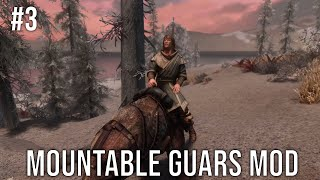 Mountable Guars and Wild Guars -  Skyrim SE