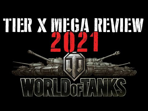 Tier X Mega Review