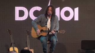 Chris Cornell - Can't Change Me Live at AMP by Strathmore