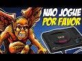 Jogos Do Mega Drive Que Voce Nao Deve Jogar