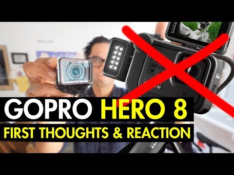 BEFORE YOU BUY A GOPRO HERO 8....KNOW THIS