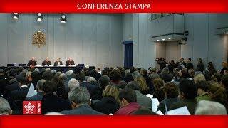 Conferenza Stampa in occasione della XV Assemblea Generale Ordinaria del Sinodo dei Vescovi 20181020