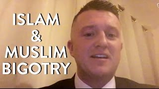 Tommy Robinson On Islam, Muslim Bigotry, And UK Immigration
