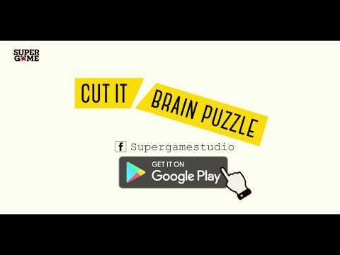 Cut It: Brain Puzzles wideo
