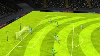FIFA 14 Android - Nigeria VS Argentina
