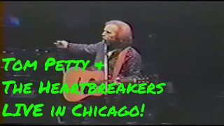 Tom Petty & The Heartbreakers LIVE! in Chicago March 8, 1995
