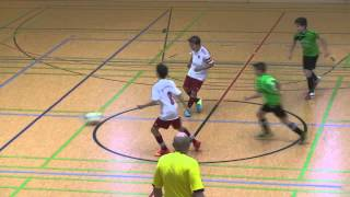 preview picture of video '20131208 Kinderfußballturnier in Kressbronn'