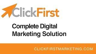 ClickFirst Marketing - Video - 3