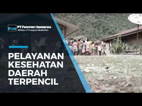 Program Kesehatan Masyarakat di Area Terpencil Papua