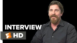 Knight of Cups Interview - Christian Bale (2016) - Drama HD