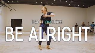 Dean Lewis - Be Alright | Jordan Clark Choreography | DanceOn Class
