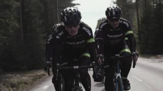 Träningsläger för ŠKODA Cycling Team