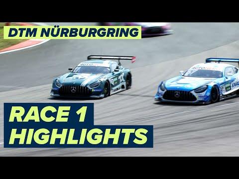 DTM DTM ニュルブルクリンク(ドイツ)  レース1のライブ配信動画