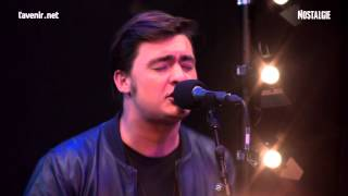 Sheppard : Let me down easy - Live Buzz NOSTALGIE