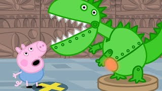 Peppa Pig Official Channel | Peppa Pig and George Celebrate Dinosaur Day! #1