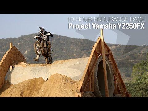 2015 Yamaha YZ250FX in Orlando, Florida