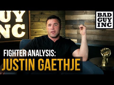 Let's talk about Justin Gaethje's power...