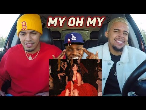 Camila Cabello x DaBaby - My Oh My (Audio) REACTION REVIEW