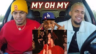 Camila Cabello X DaBaby   My Oh My (Audio) REACTION REVIEW