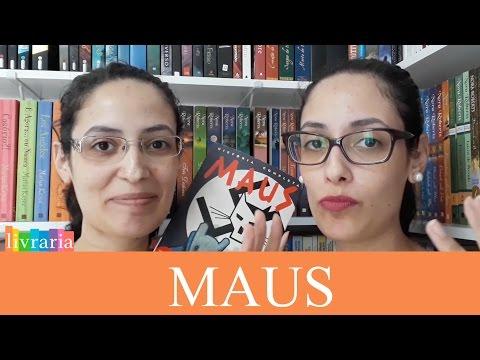 RESENHA: Maus - Art Spiegelman | Canal Livraria