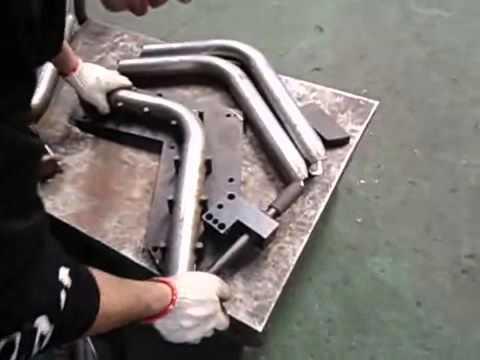 WHC-88 03 100 Notching Machine Indo 銑弧機 4