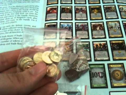 UnBoxing Overview: Dominion Prosperity