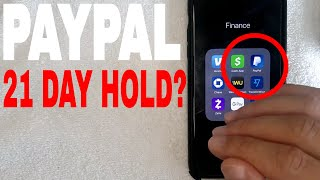 ✅  What Is Paypal Payment 21 Day Hold? 🔴