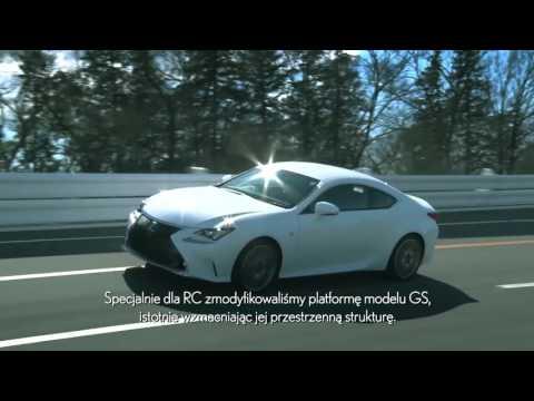 Własności jezdne Lexusa RC – wywiad z głównym projektantem Eiichi Kusamą
