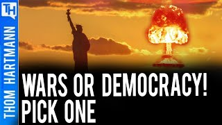 Did Afghanistan Prove Democracy & War Don't Mix?