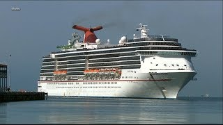 Nearly two dozen family members kicked off cruise after brawl with security