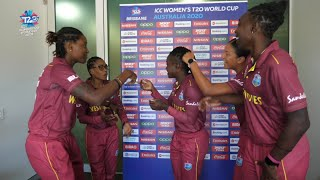 West Indies take on Categories | Women's T20 World Cup