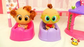Pretend Play For Kids | New Babies In The Nursery Churro & Atole ! Learning Through Play With Toys