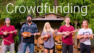Crowdfunding With A Music Channel (ft. Walk off the Earth)