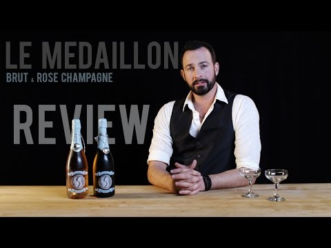 Le Medaillon Champagne Review and cocktail pairing – Best Drink Recipes