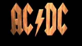 Can't Stand Still - AC/DC