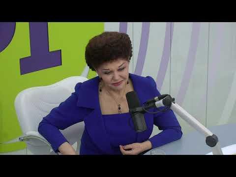 Валентина Петренко в Открытой студии «Радио 1»