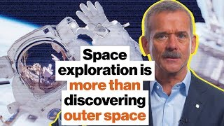Why now is such a cool time to be alive | Chris Hadfield