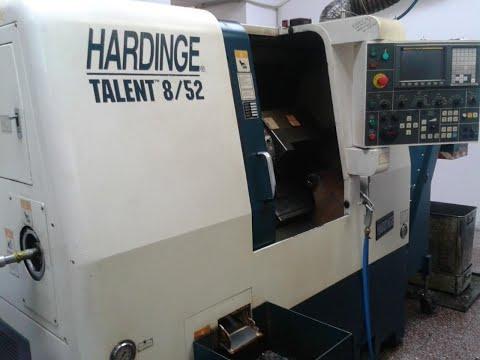 CNC soustruh HARDINGE Talent 8/52 2006