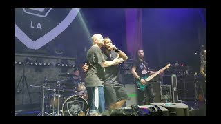 Bad Wolves   Zombie (w Ivan Moody); DTE Energy Music Theater; Clarkston, MI; 9 1 2018