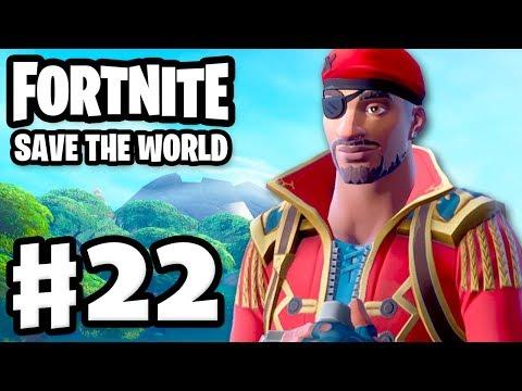 Fortnite: Save The World — Gameplay Walkthrough Part 22