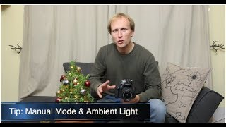 Manual Mode & Ambient Light - Canon T5i tips & tricks